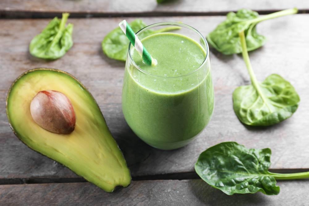 zielone koktajle - oczyszczanie, dieta