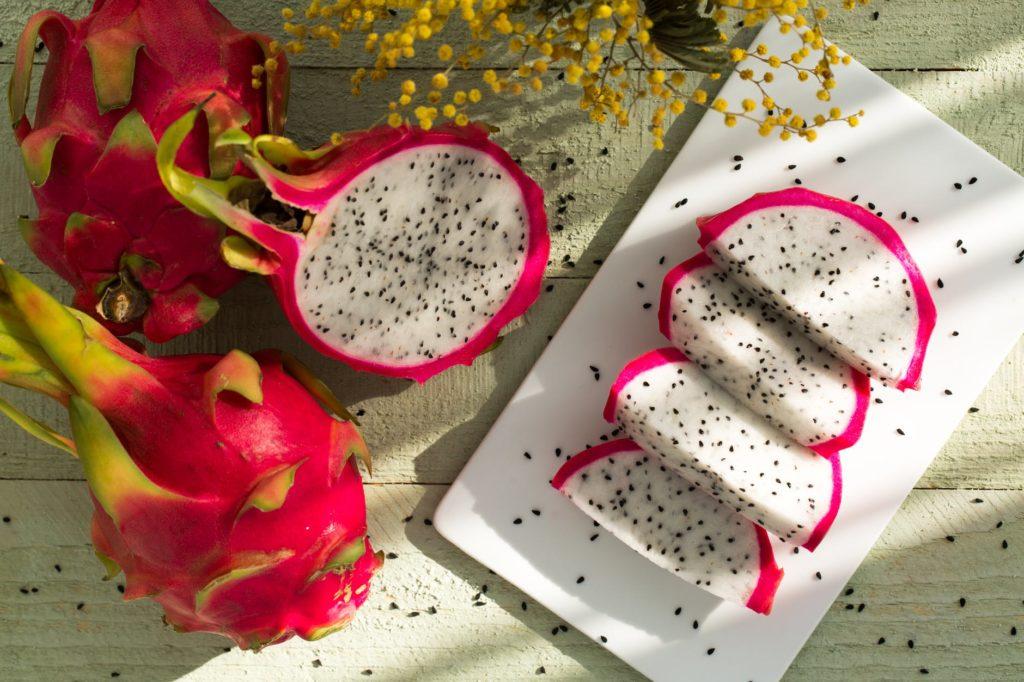 Smoczy Owoc – Korzyści ze spożywania – Fakty żywieniowe – Przepisy zdrowotne