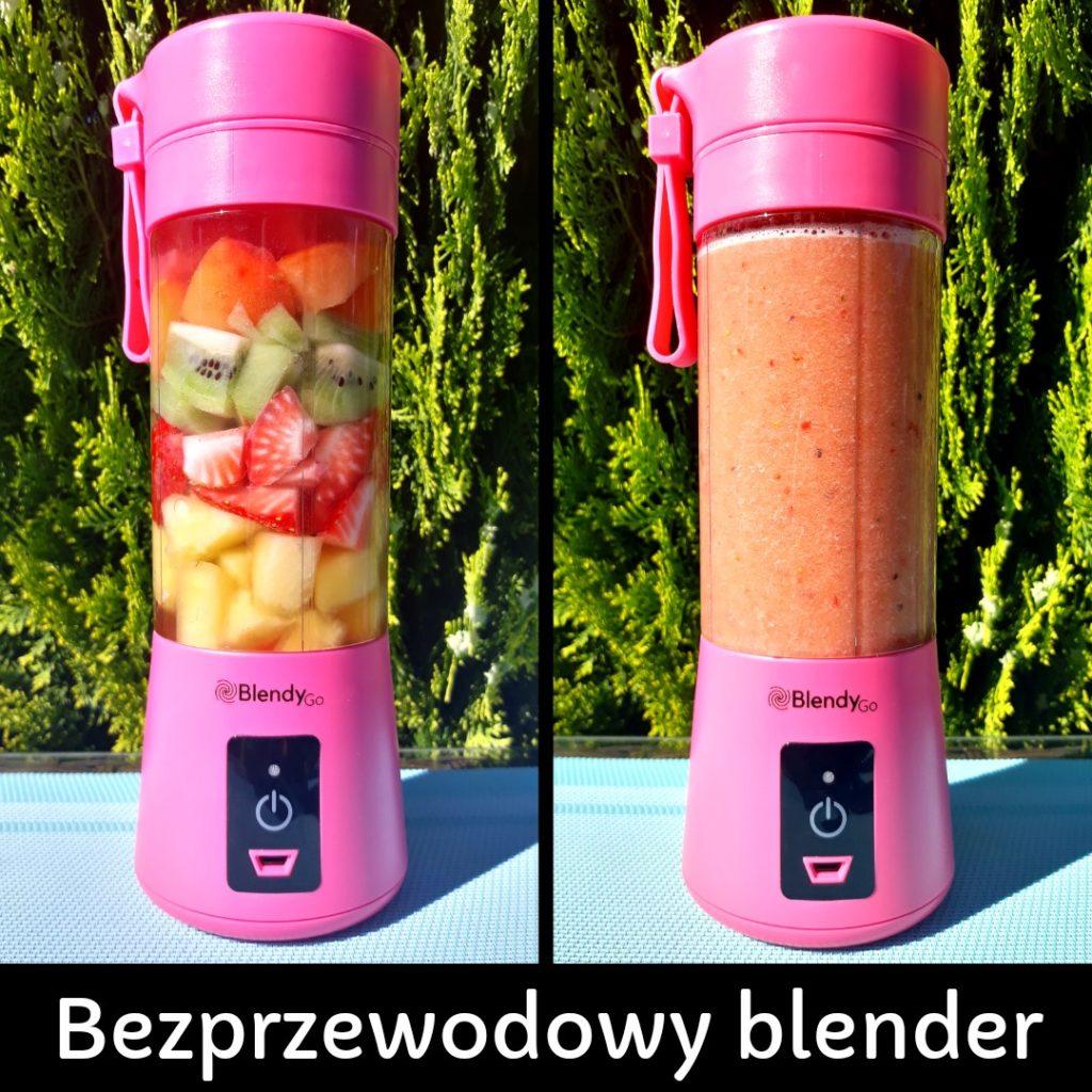 BlendyGo – Blender idealny do koktajli