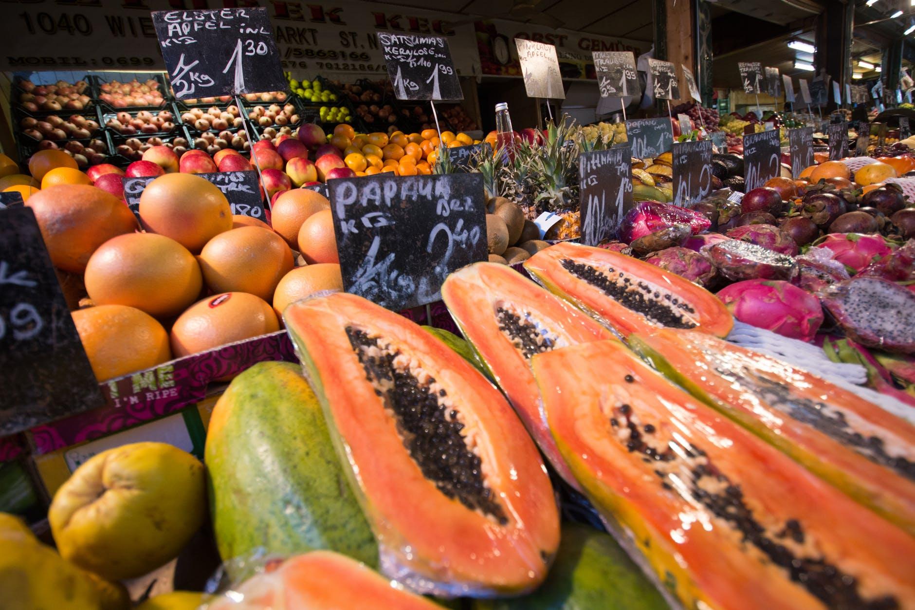 Papaja – Wartość odżywcza – Właściwości zdrowotne – Utrata wagi