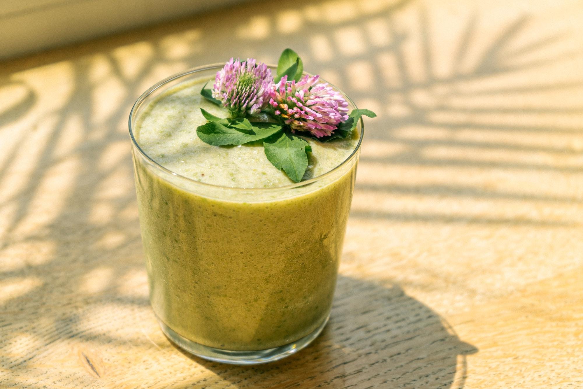 Dodatki do smoothie i koktajli warzywnych z blendera